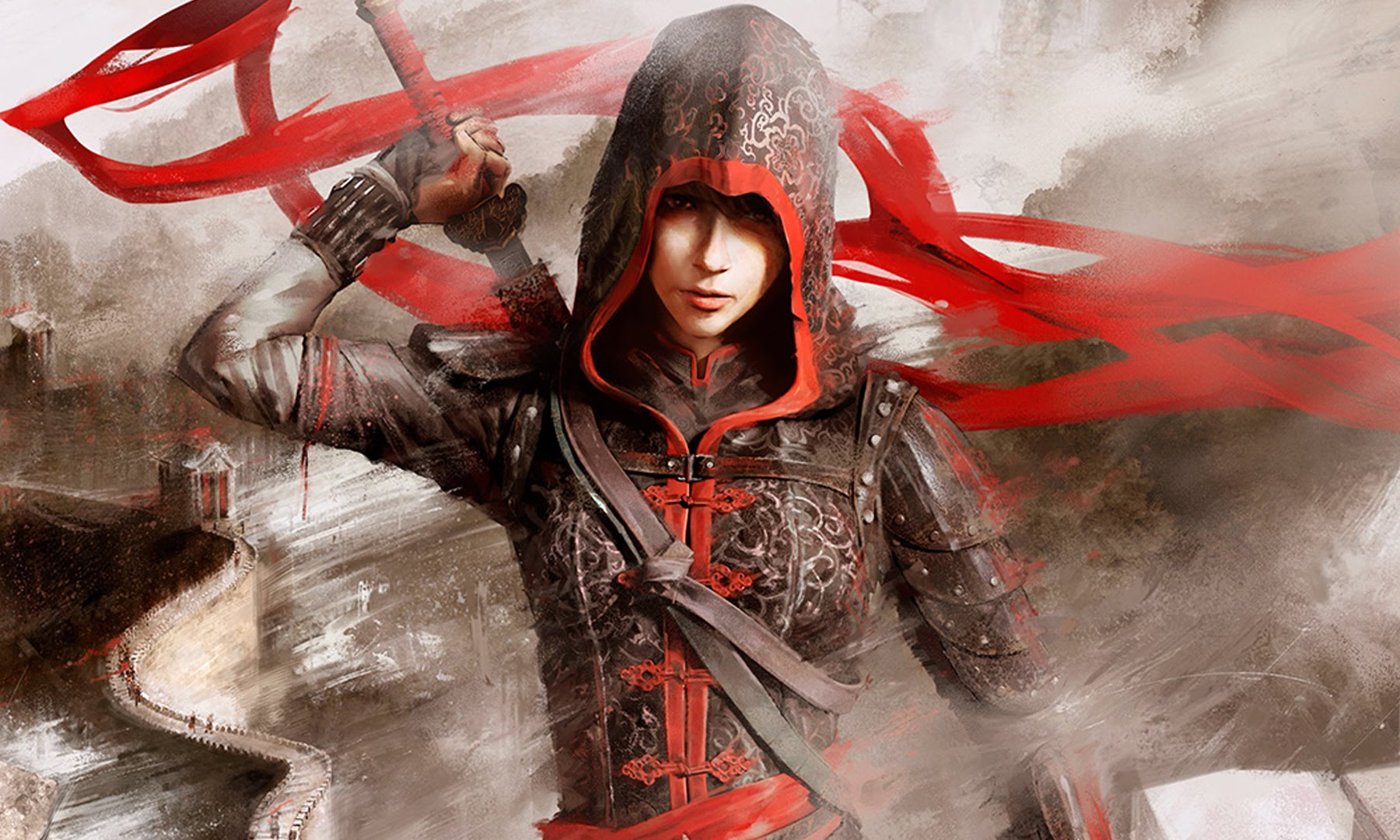 Assassin's Creed Chronicles: China Official Launch Trailer - 2.5 Dimensions of Assassin-ing