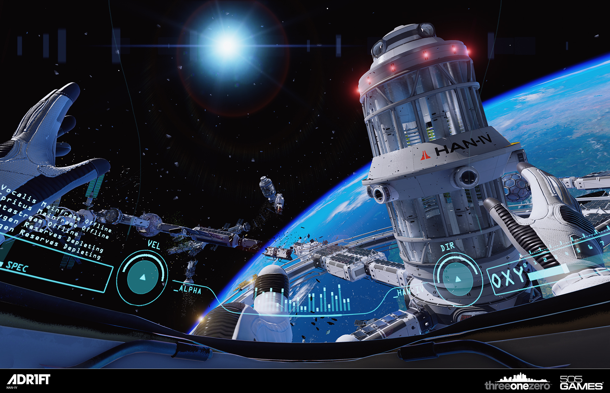 "REVEALED: ""ADR1FT"" Clair de lune Trailer - What a view..."