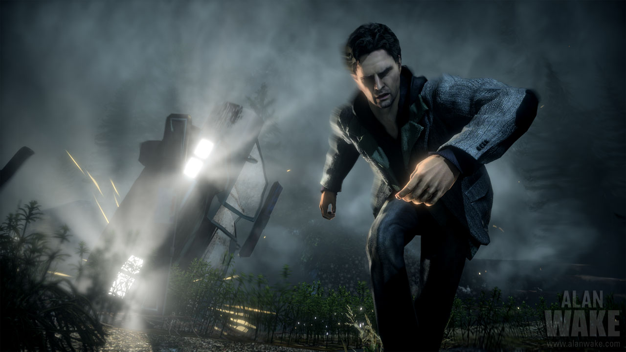 "Remedy Looking into ""Alan Wake 2"" - Multiple Partners Being Considered- Not Just Microsoft"