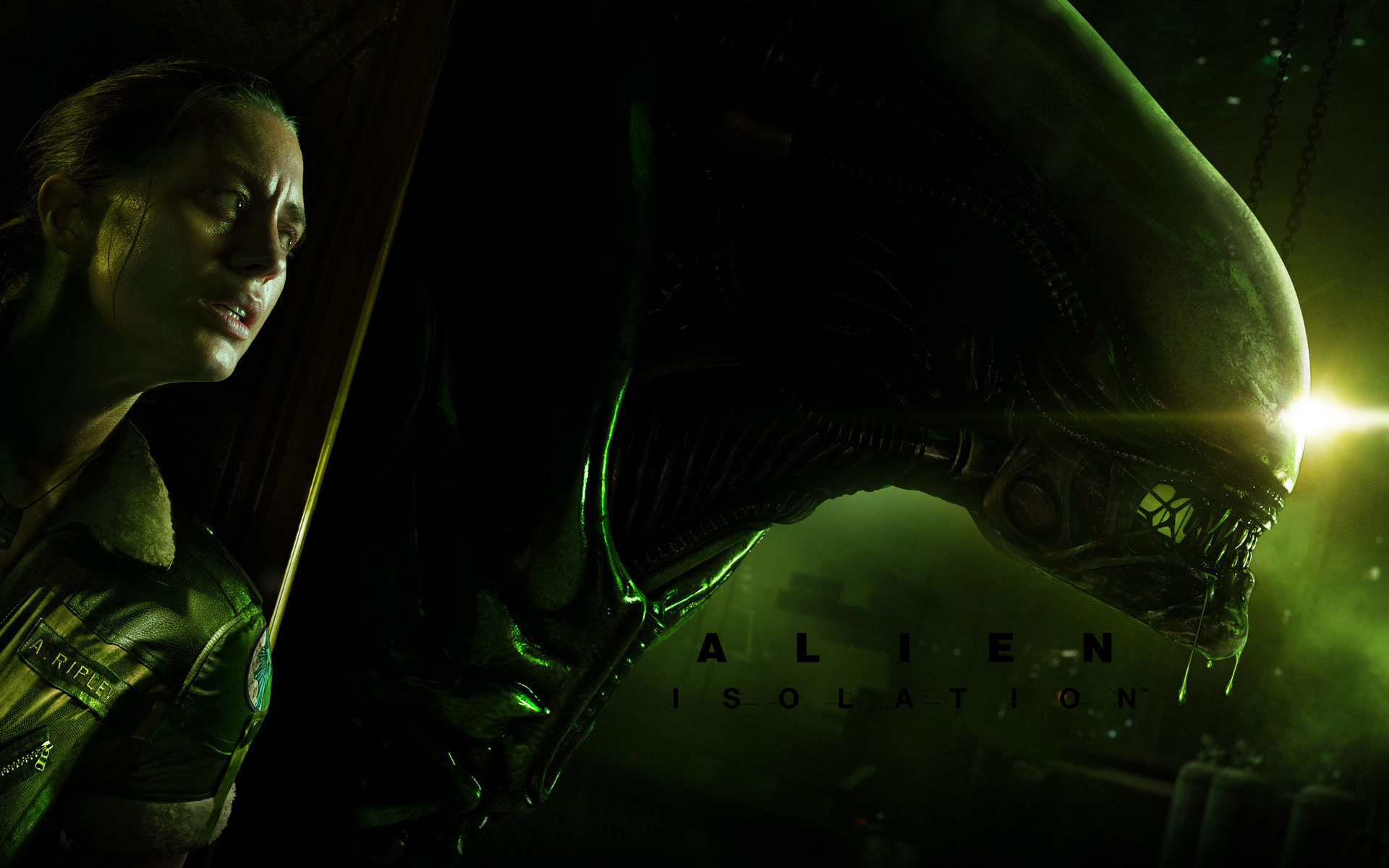 """Alien: Isolation"" - In Space, No One Can Hear You Scream"