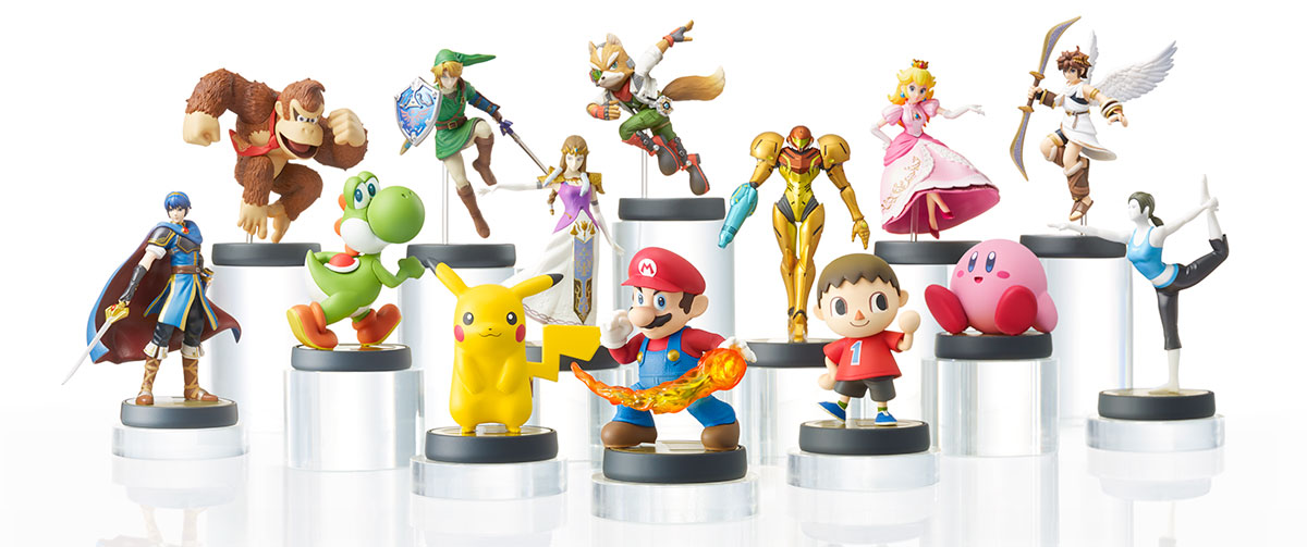 Wii U Update 5.3.0 Available Now - Includes Amiibo Settings and Stability Improvments