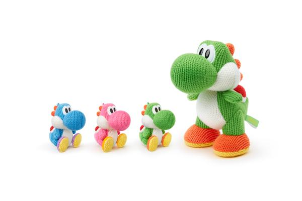 Nintendo Lineup for Rest of Year Revealed - A Mega Yarn Yoshi, Release Dates, and More