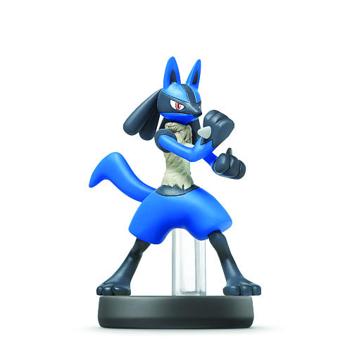 Lucario to Be the Next Exclusive Amiibo - Exclusive to Toys