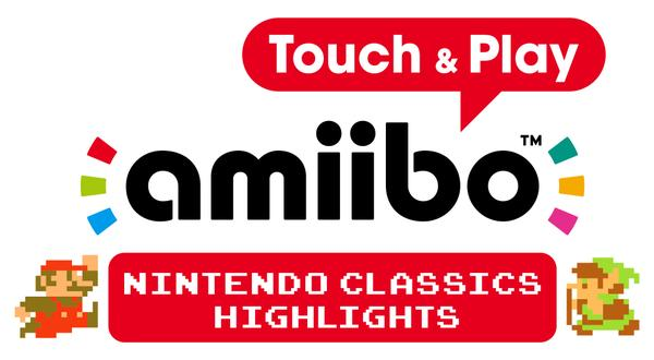 """Amiibo Touch & Play"" Coming to Europe 4/30 - North American Release to Be Announced Later"