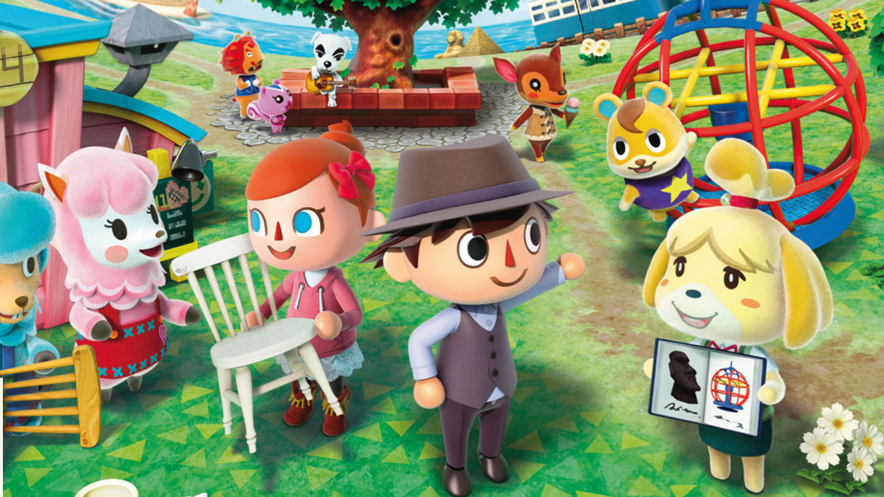 "New ""Animal Crossing"" Game for Wii U Announced - Like"