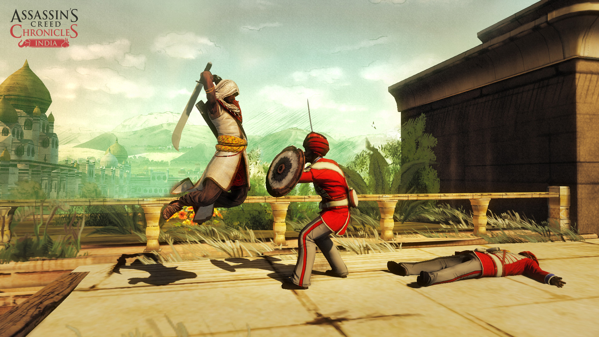 """Assassin's Creed Chronicles"" Visiting Russia and India in 2016 - A Bundle of the Three Games Will Also Be Available"