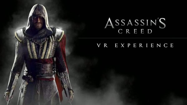 """Assassin's Creed VR"" Announced - Based On The Upcoming Movie"