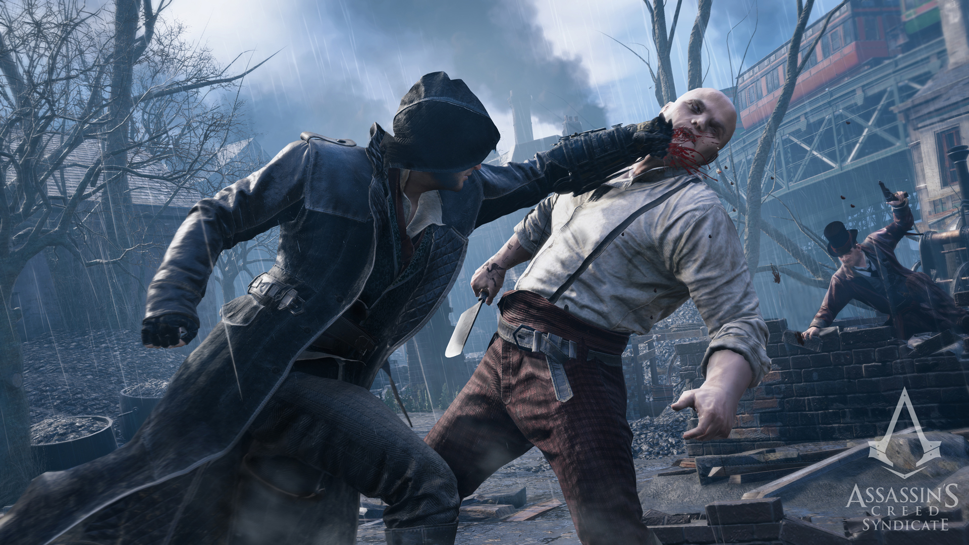 """Assassin's Creed: Syndicate"" Officially Revealed - Releasing In October for Consoles First"
