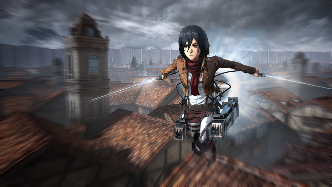 """Attack on Titan"" Coming West This Summer - More Consoles Also Announced"