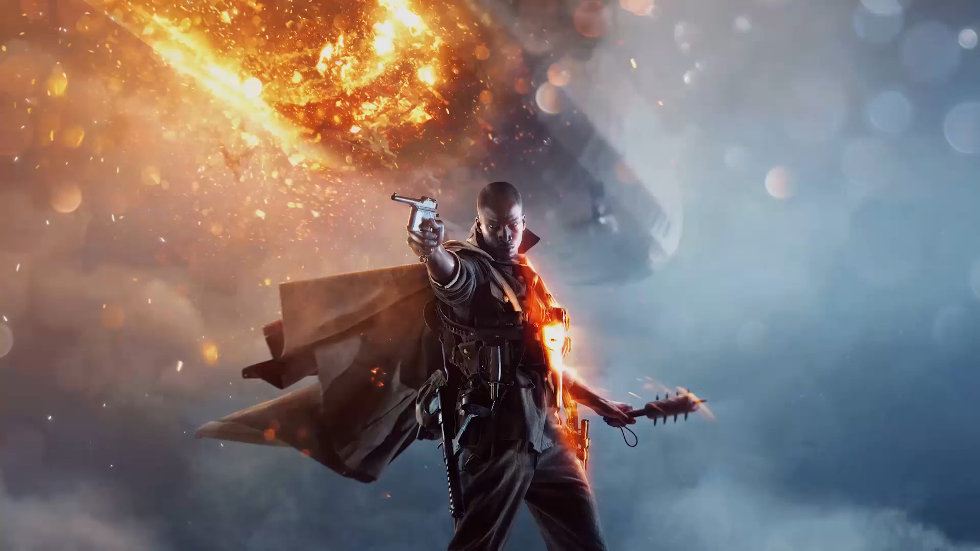 """Battlefield 1"" Trailer Revealed - Set in World War I"