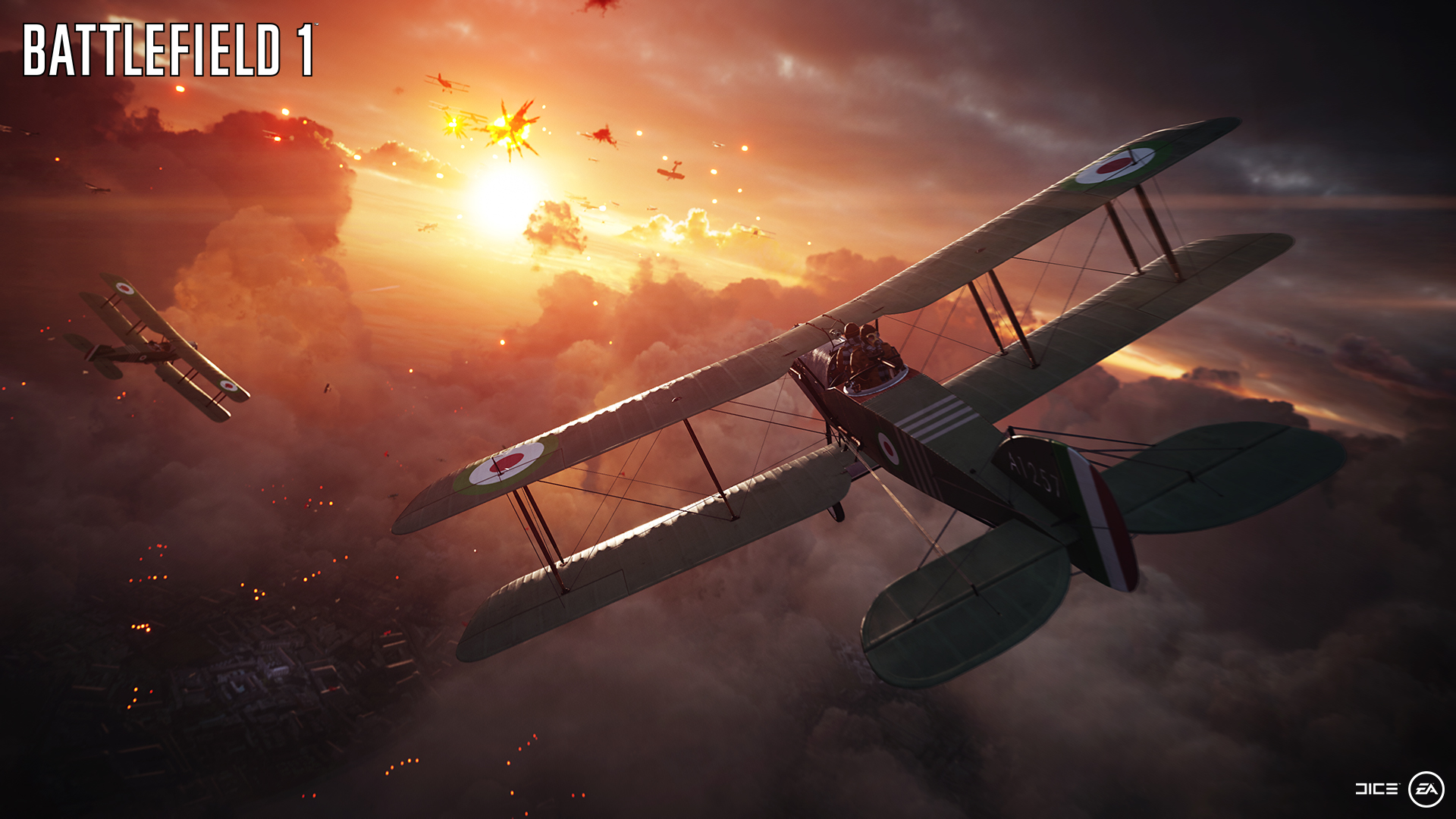 """Battlefield 1"" Beta Now Open"