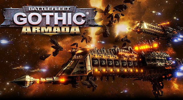 """Battlefleet Gothic: Armada"" - Waaagh! The Orks Invade - New Screen Shots Showcase an Old Enemy"
