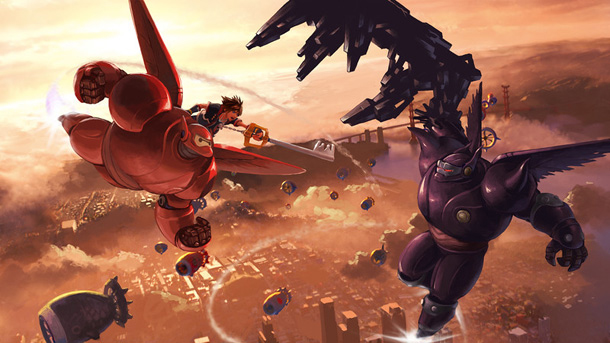 """Big Hero 6"" World Announced For ""Kingdom Hearts 3"" -"