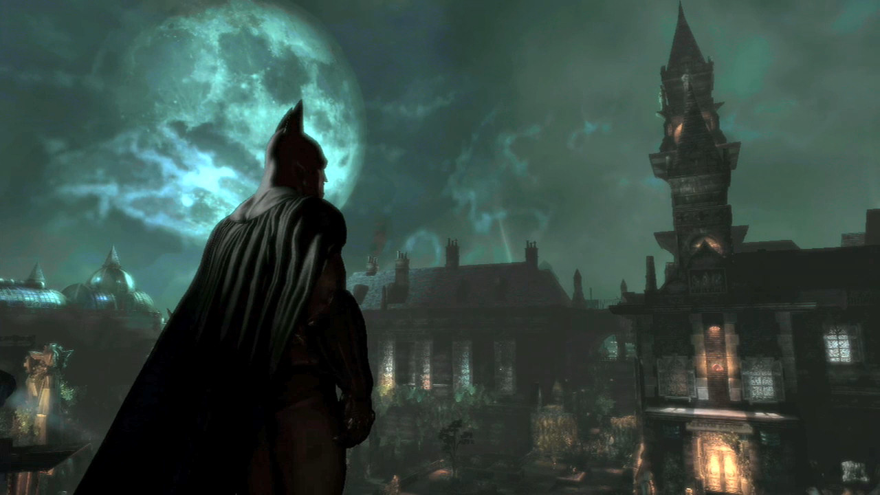 """Batman: Return to Arkham"" Rated by PEGI - Without"