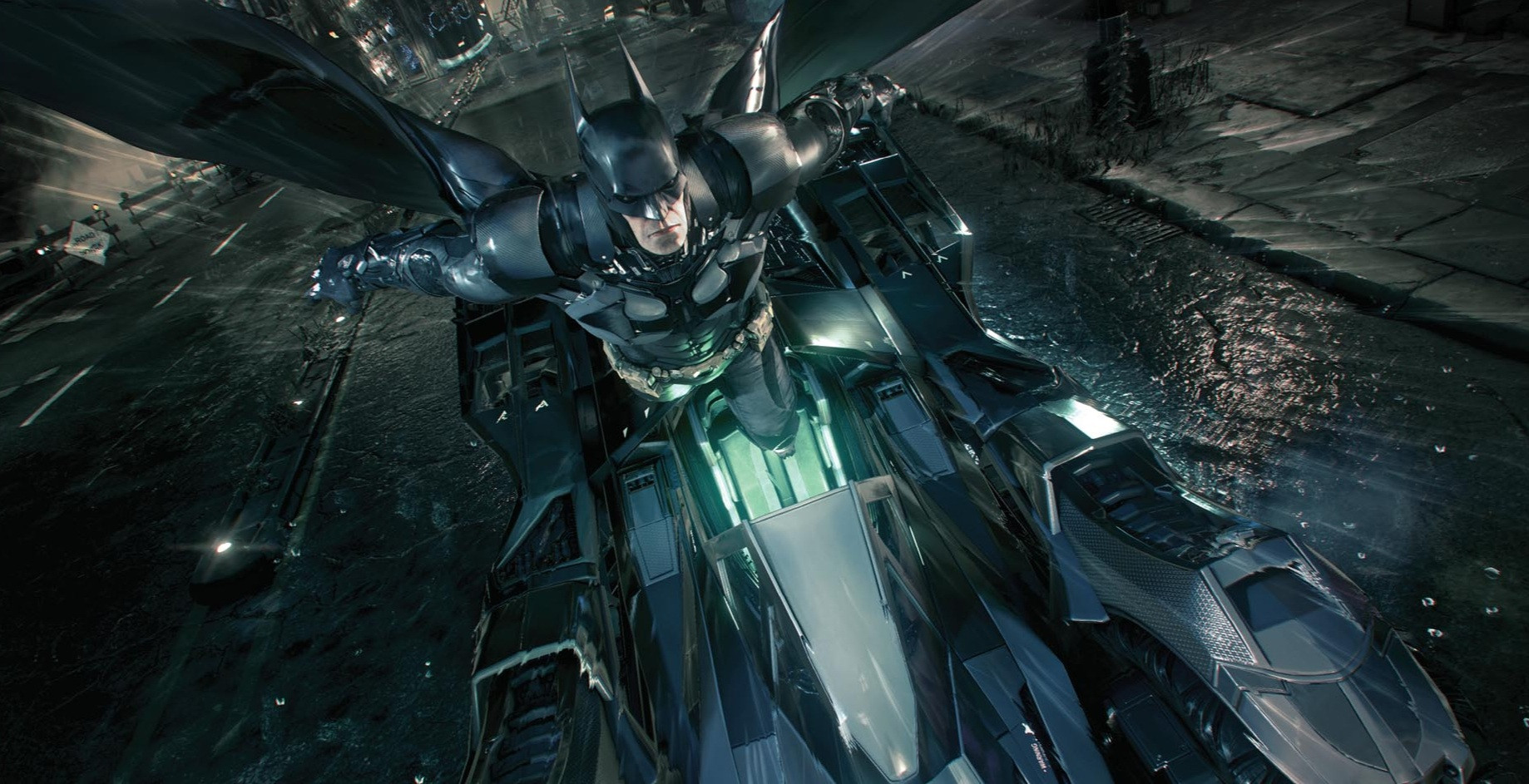 """Batman: Arkham Knight"" PC Port Interim Patch Coming August - Hopes the Fixes Will Address Issues"