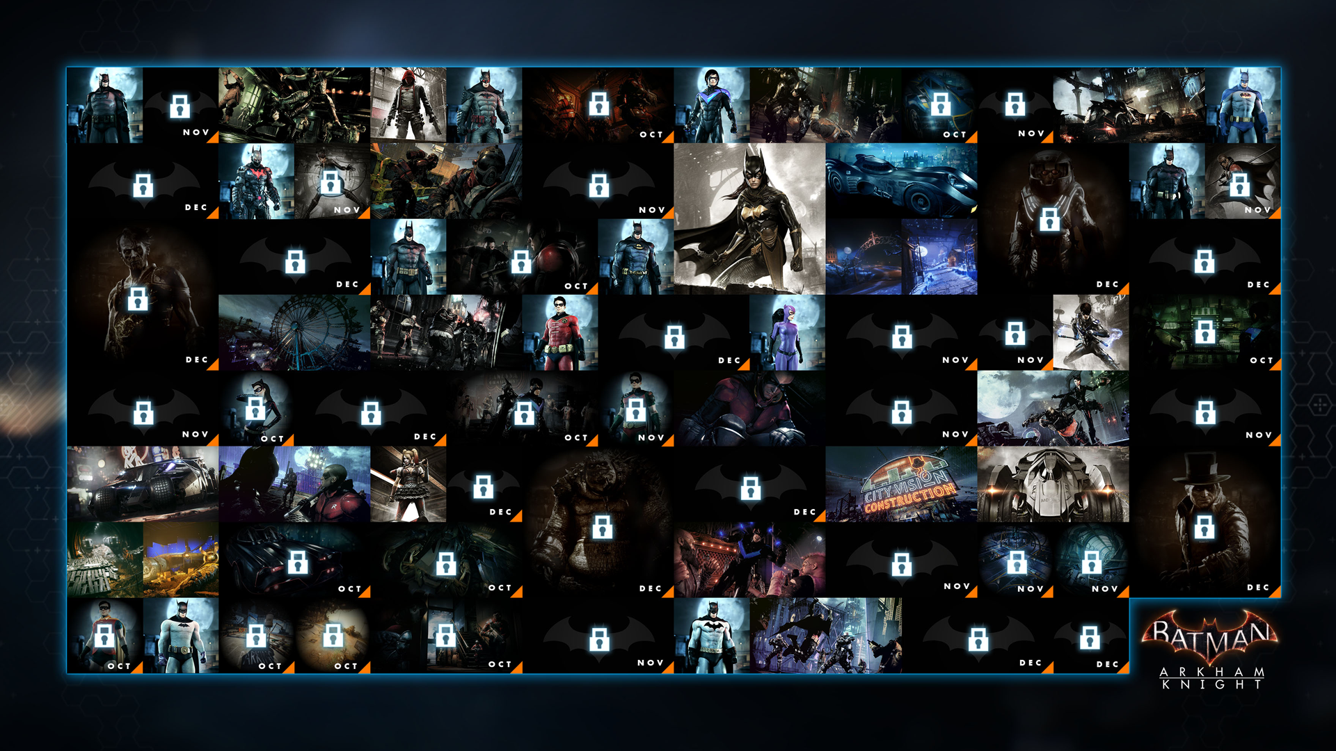 """Batman: Arkham Knight's"" Full Season Pass Revealed - Lots of Skins, AR Missions, and a Few Episodes"