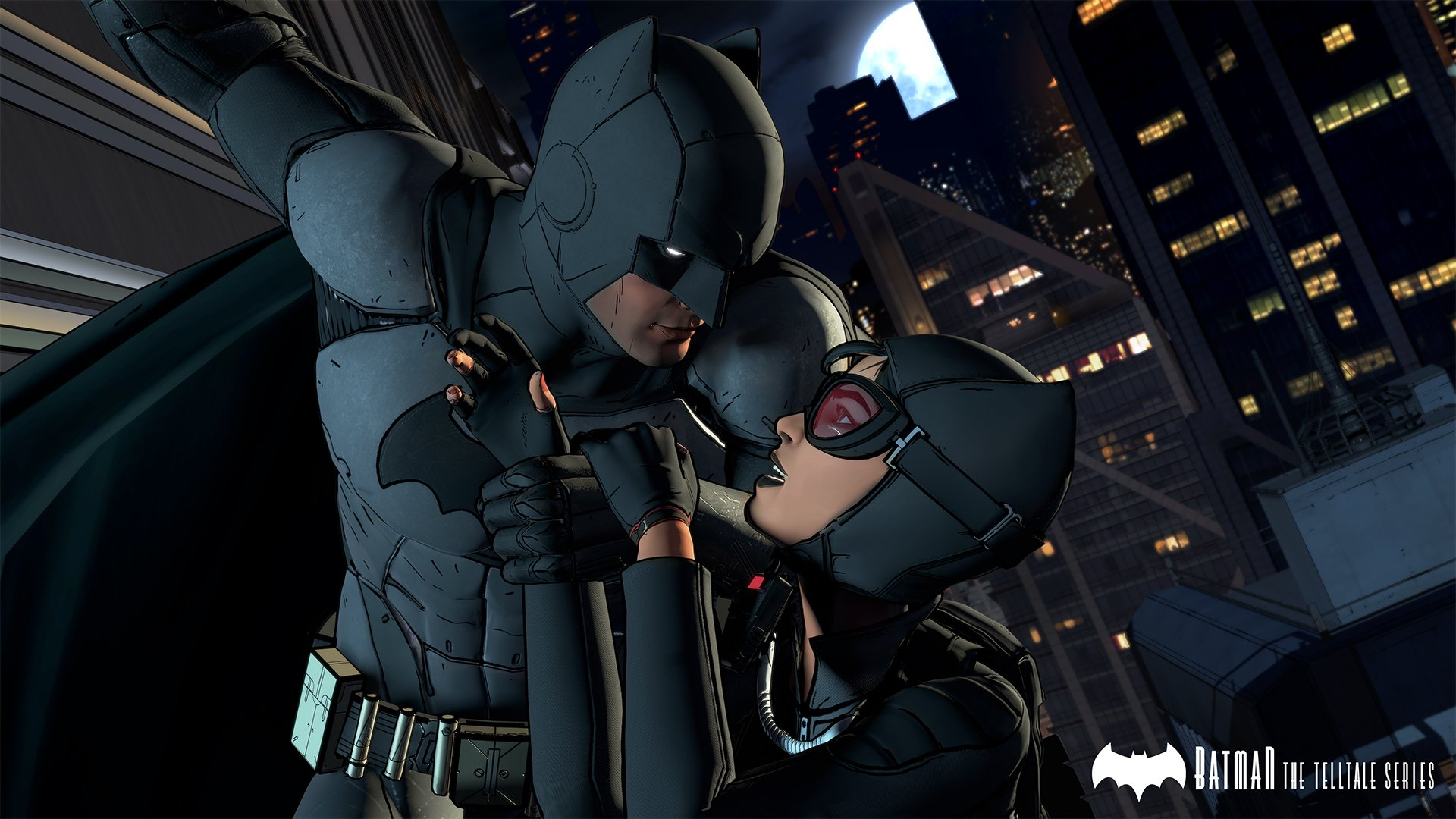 "More of TellTale's ""Batman"" Series Shown at E3 2016 - Catwoman Confirmed"