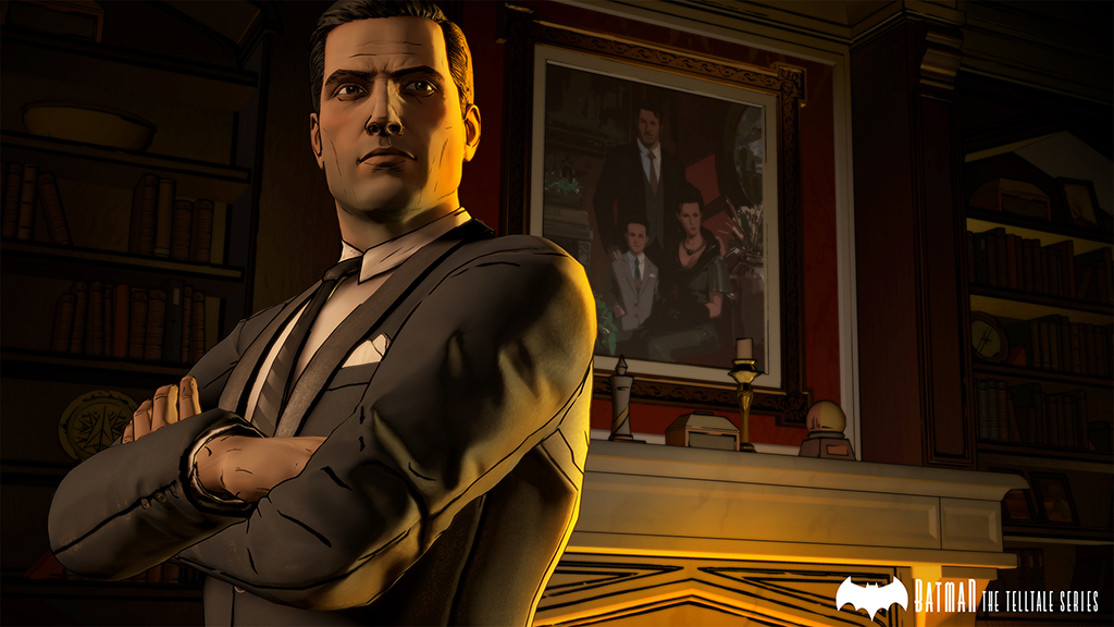 "TellTale Games Announces First Episode for ""Batman"" Series' Release Date"