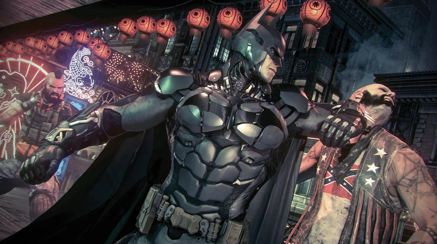 "ESRB States Why ""Batman: Arkham Knight"" Is Rated M"
