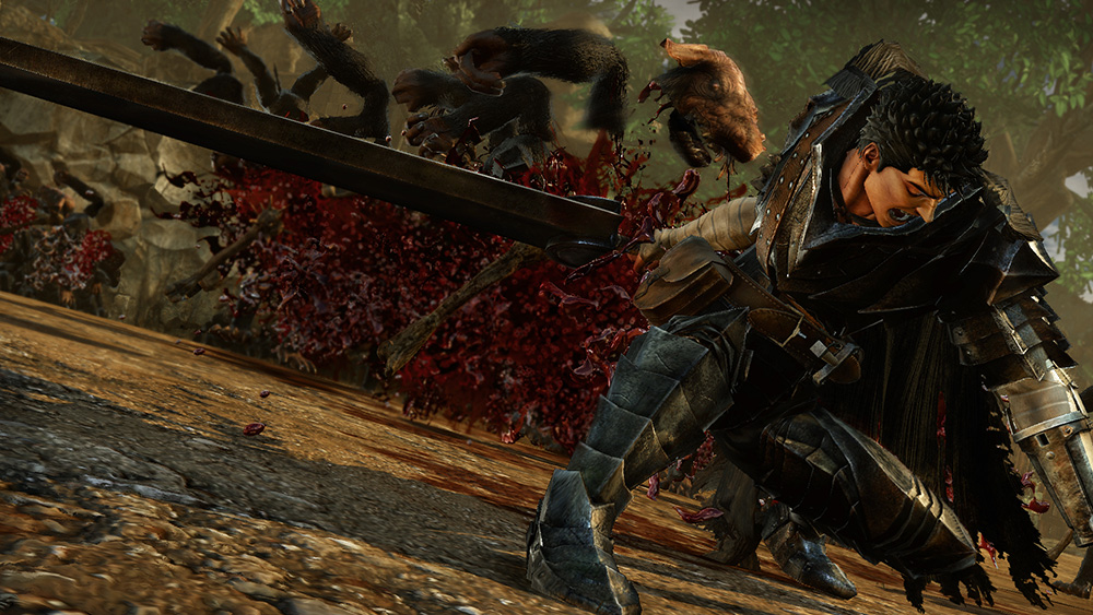 Dynasty Warriors-style Berserk Game Gets New Title