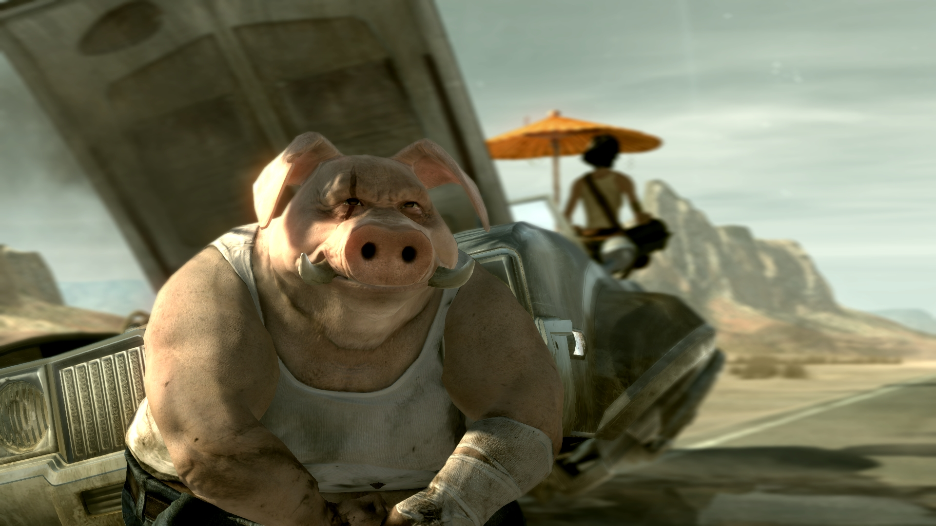 "RUMOR: ""Beyond Good & Evil"" Sequel Funded by Nintendo - Another"