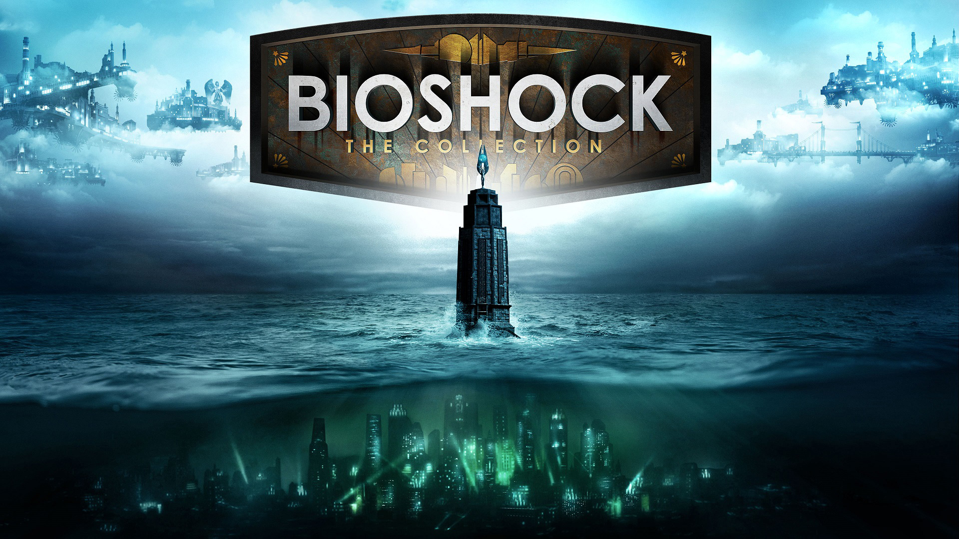 """BioShock: The Collection"" Officially Announced"