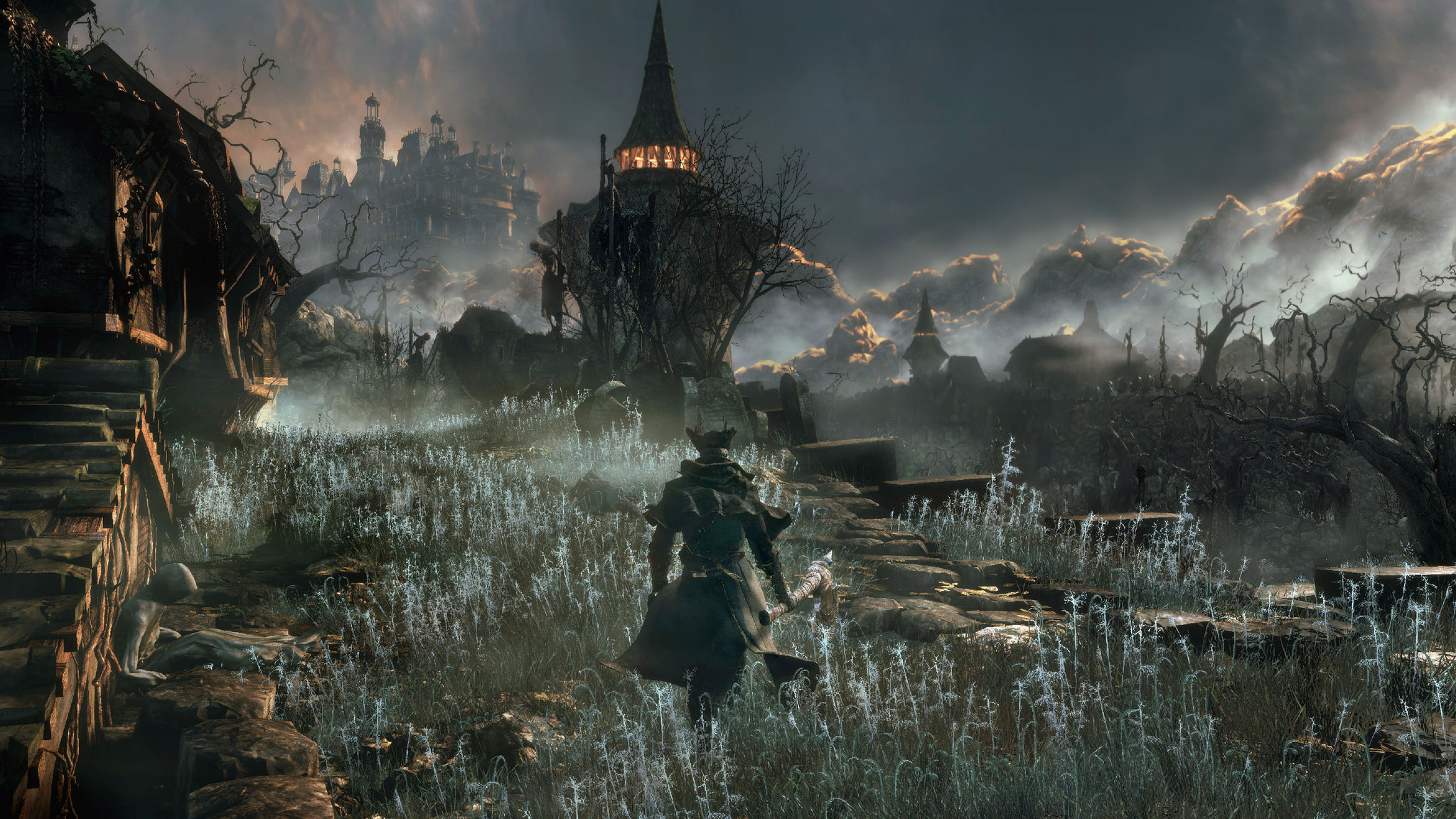"""Bloodborne"" Alpha Pushed Back"