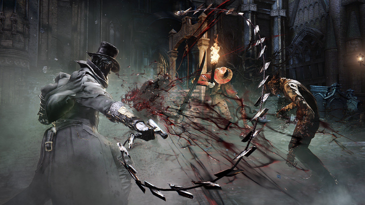 """Bloodborne"" Receives Expansion"