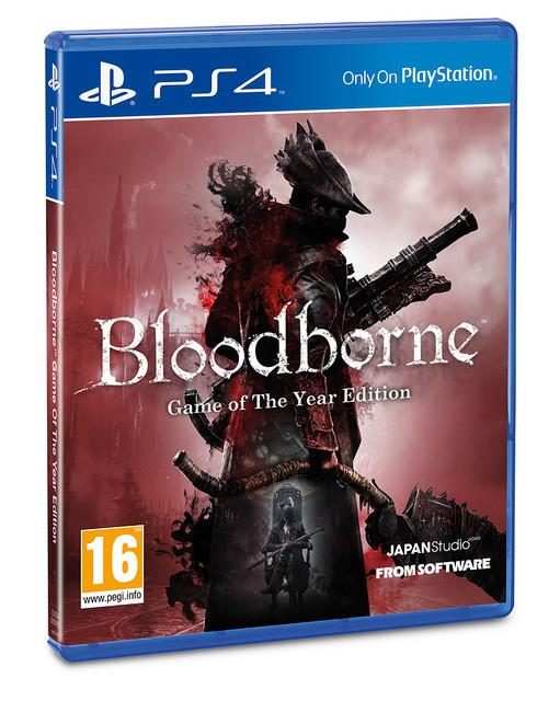 """Bloodborne"" Game of the Year Edition Revealed"