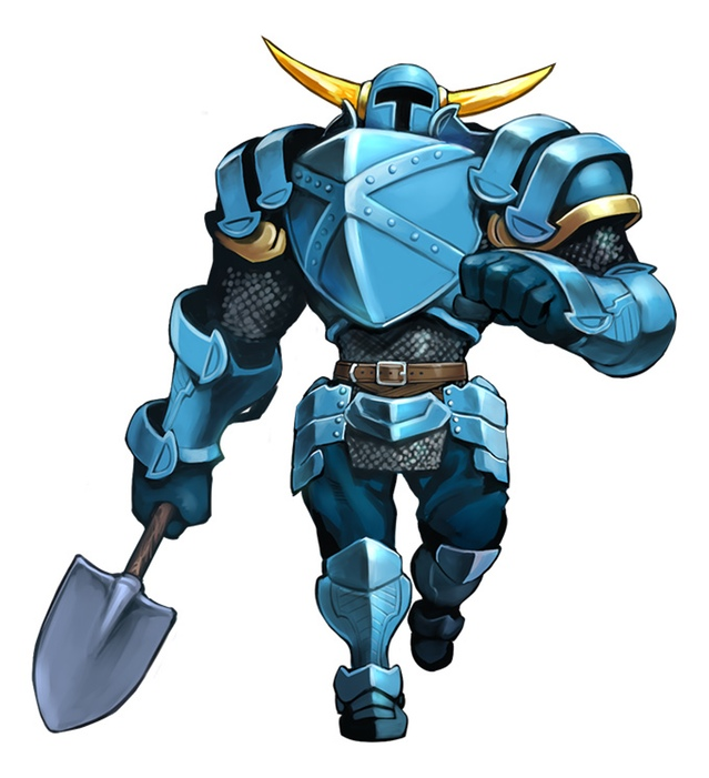 "Shovel Knight to Cameo in ""Bloodstained"" - My, He Certainly Got Buff"