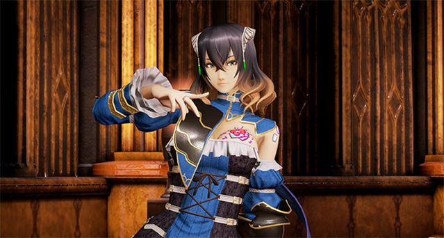 """Bloodstained"" Asking for Shader Opinion - Offers More Complete Screenshots for Comparison"