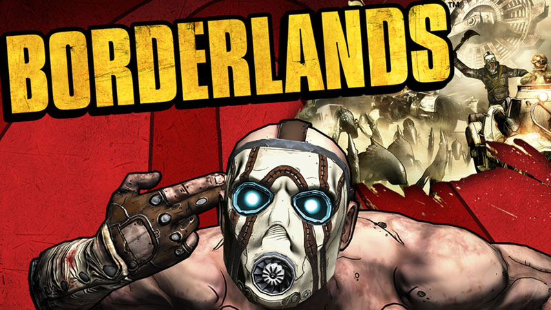 """Borderlands"" Is Getting a Movie - Brought to You By Lionsgate"