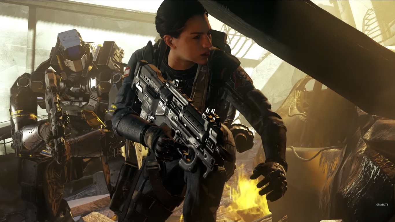 "REVEALED: ""Call of Duty: Infinite Warfare"" trailer"
