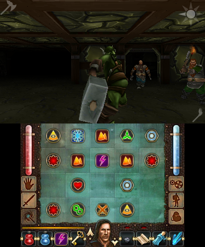 Organize your magical runes to create powerful spells and defeat your enemies!