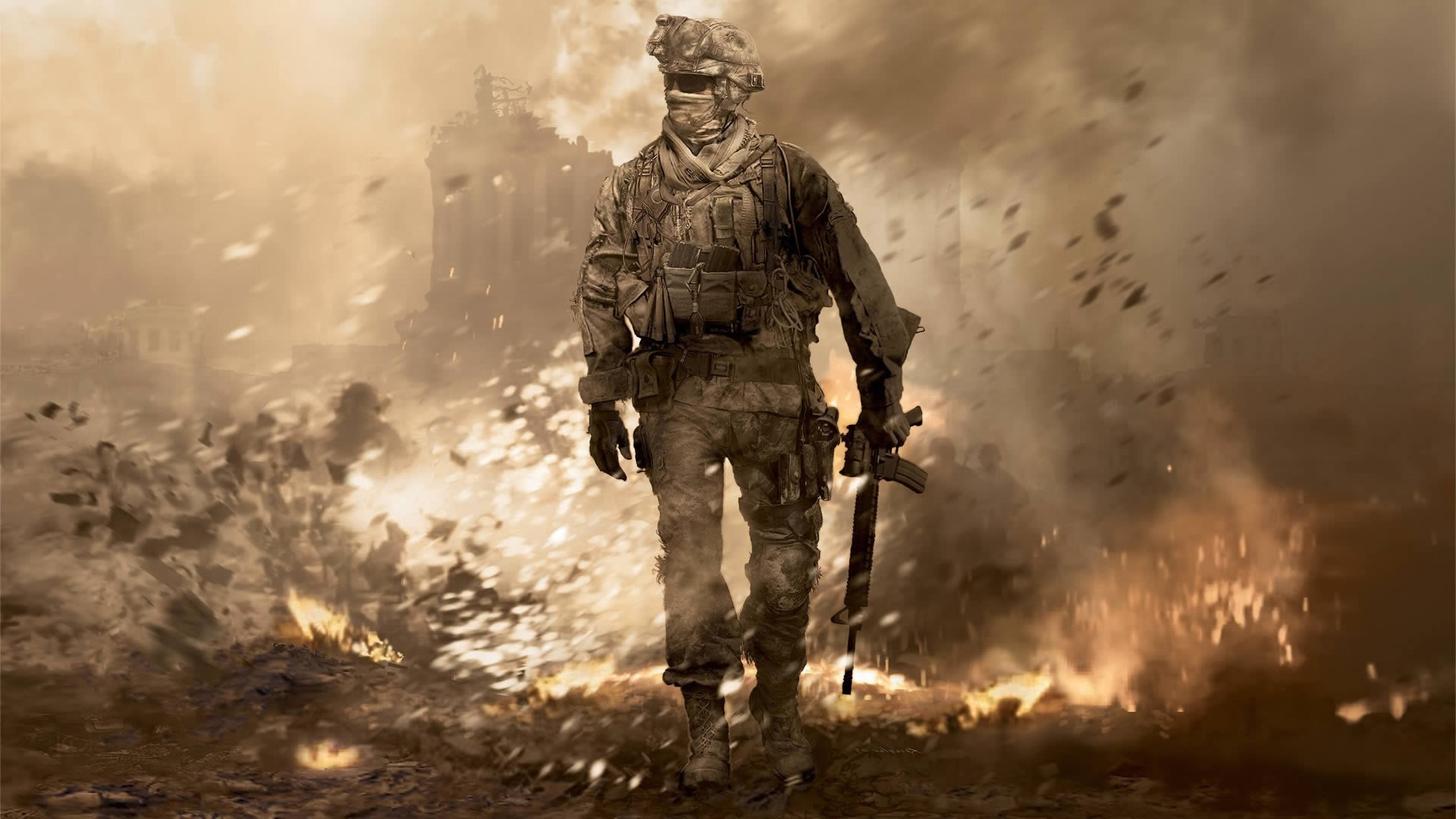 "New ""Call of Duty"" Rumoured To Include ""Modern Warfare"" Remaster"
