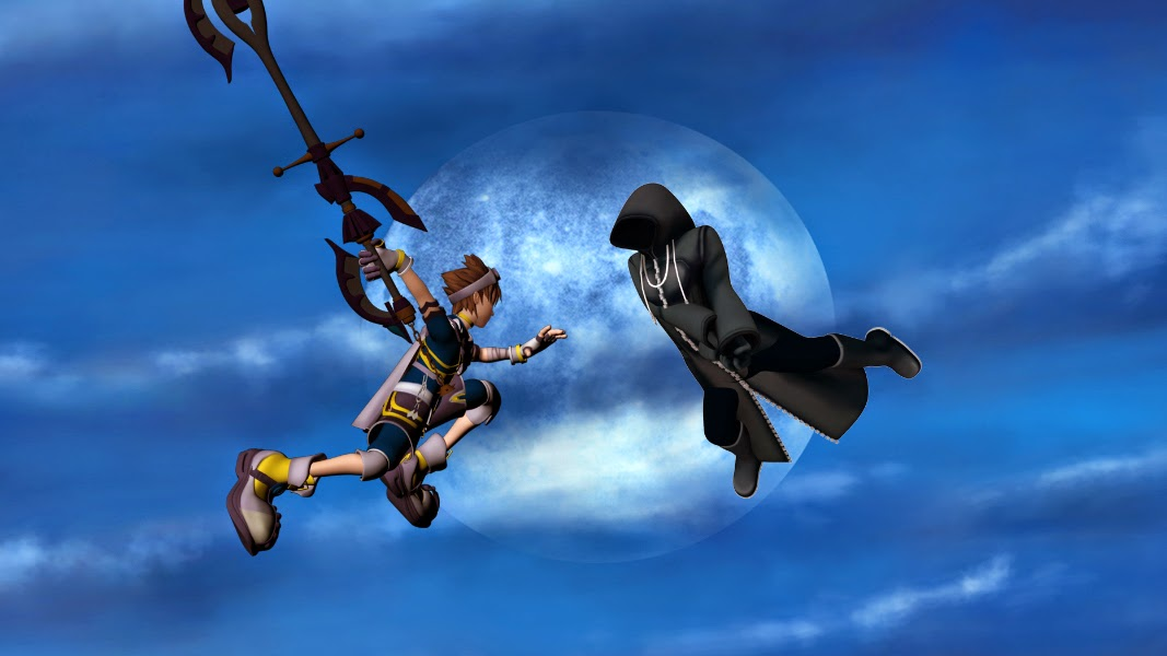 "Cancelled ""Kingdom Hearts"" Mobile Game Artwork Found -"