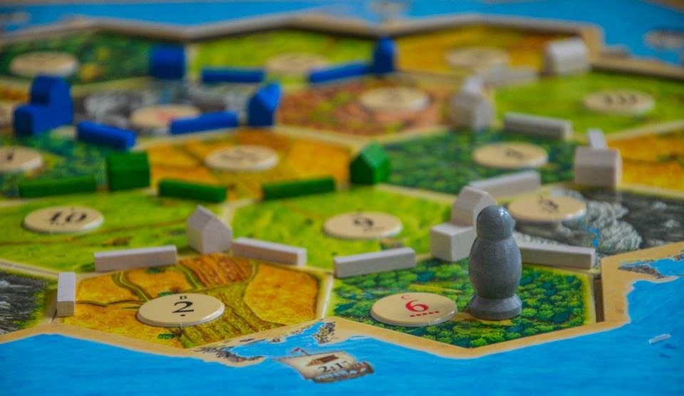 """Settlers of Catan: The Movie"" - Movie Rights For Sheep?"