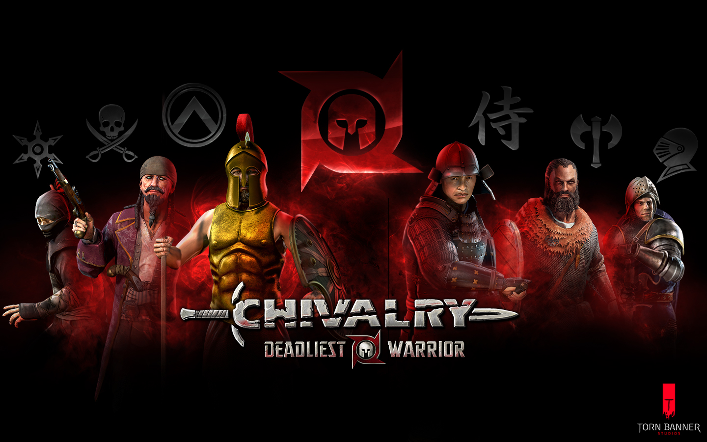 Chivalry: Deadliest Warrior - What every middle school student WANTED history class to be about