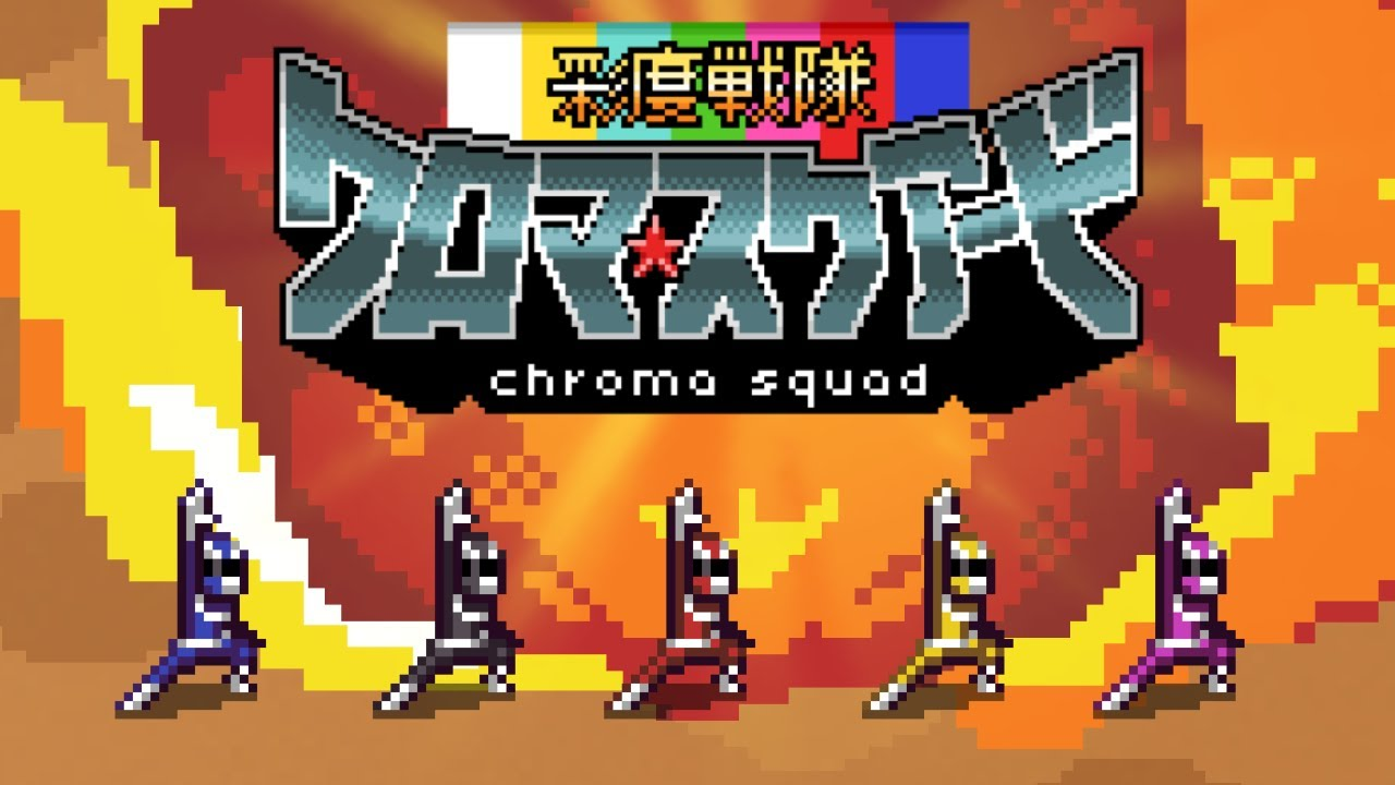 """Chroma Squad"" Sees its First Demo"