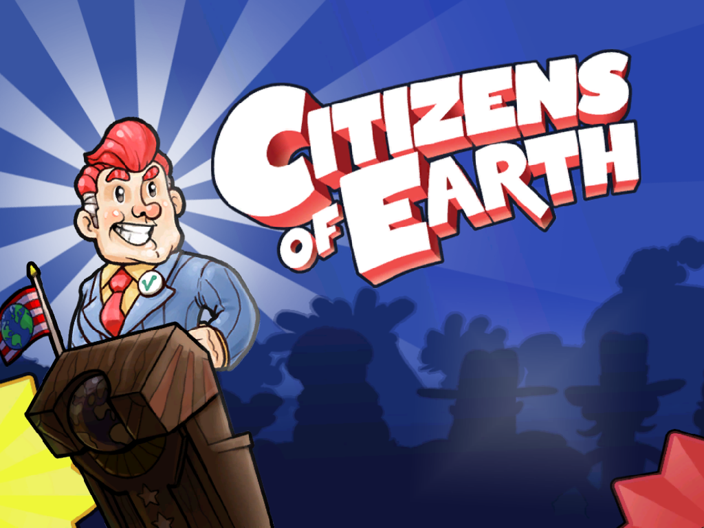 """Citizens of Earth"" - It Takes A City To Be A Vice President"