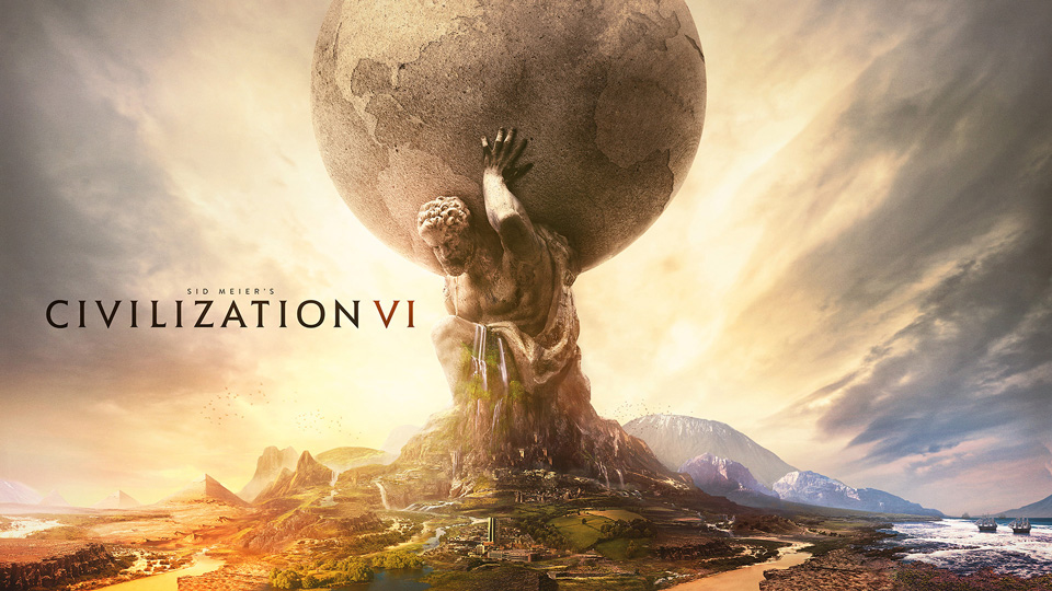 "2K Announces ""Sid Meier's Civilization VI"" - Arriving October 21, 2016"