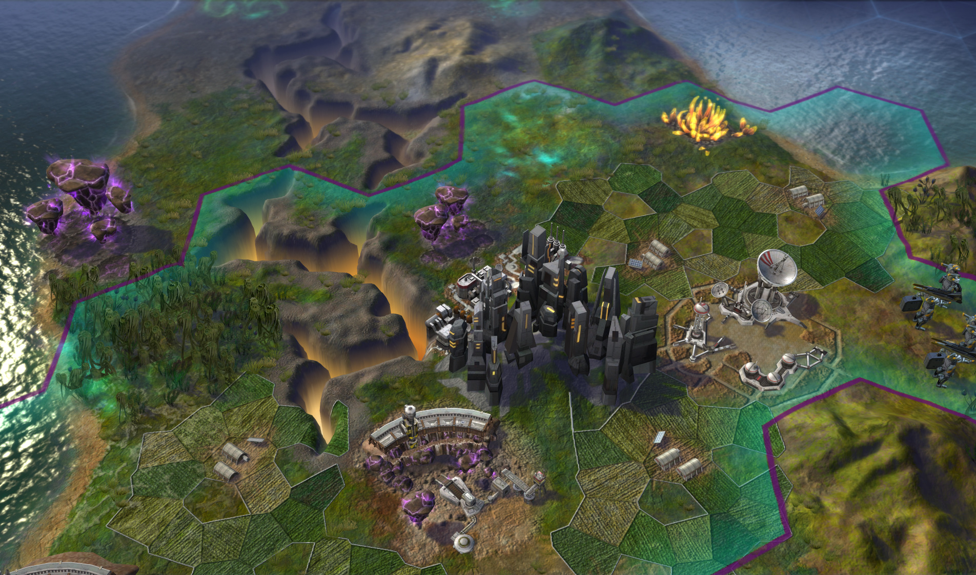 """Civilization: Beyond Earth"" Arrives Oct. 24"