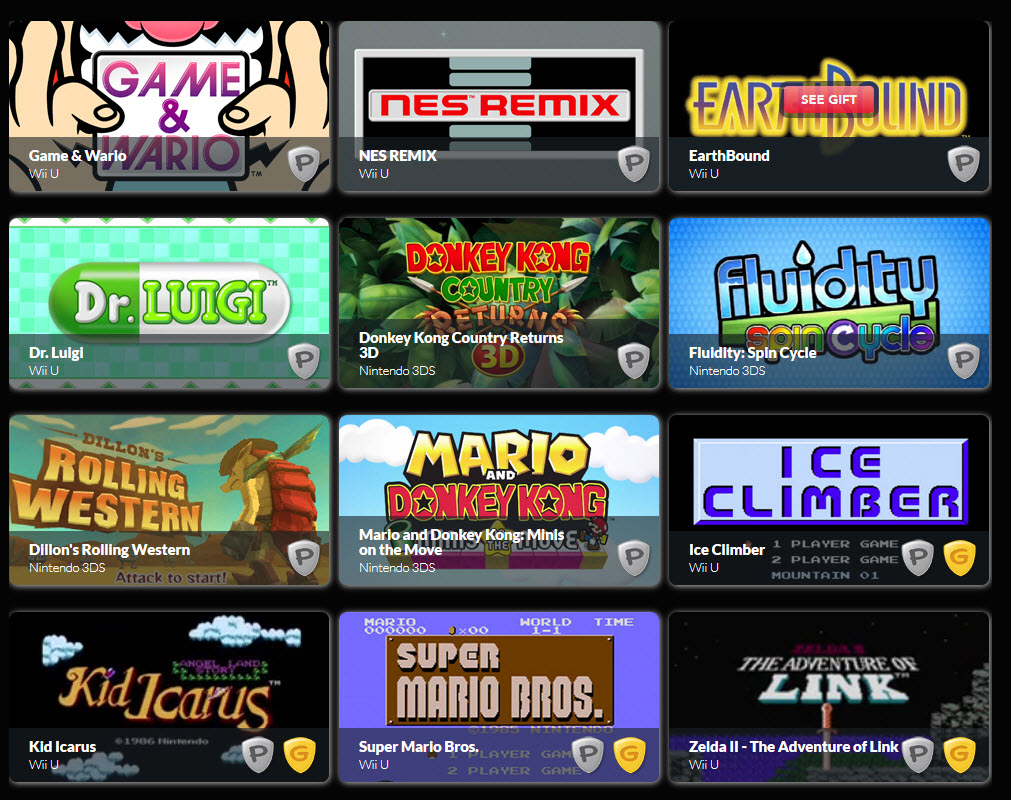 Club Nintendo Platinum and Gold Rewards Announced - Downloadable Games Free for Qualifying Members