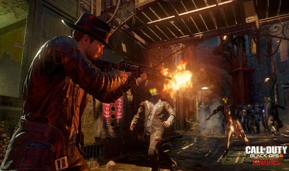 """Call of Duty: Black Ops III: Zombies"" Revealed - Favorite Map Exclusive to Special Editions"