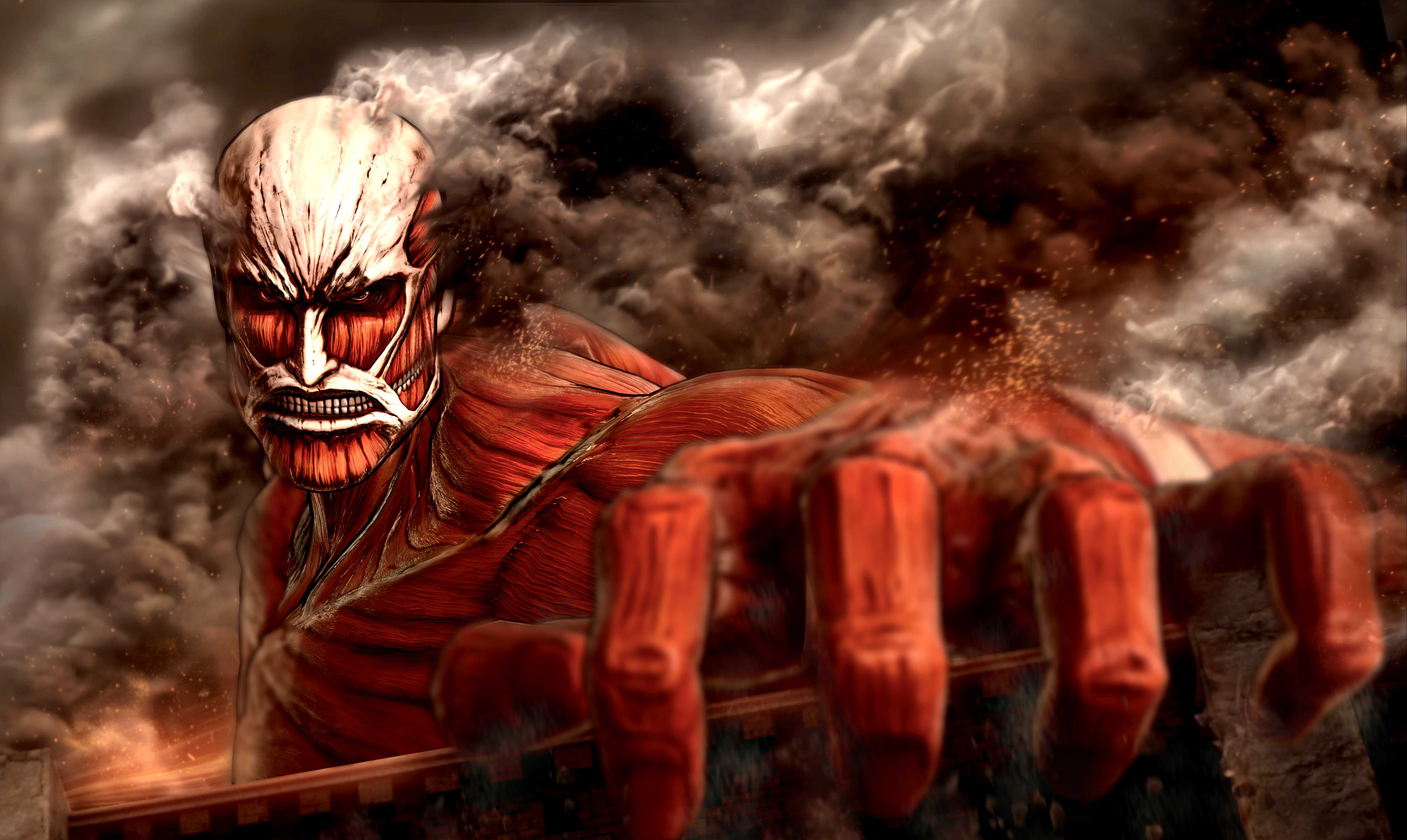 "KOEI TECMO America Announces ""Attack on Titan"" Pre-Order Bonuses - Different Bonuses Depending on Order Location"