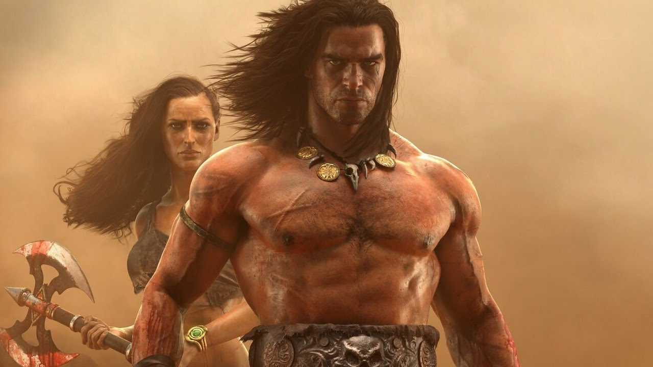 """Conan Exiles"" Reveals Cinematic Trailer Ahead of Early Release"