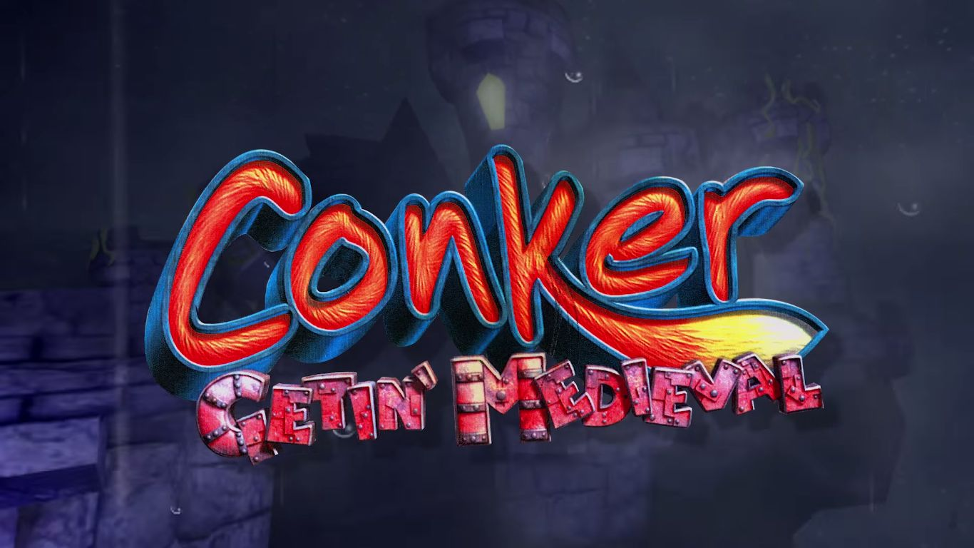 "Rare Shows Cancelled ""Conker"" Game - Another Multiplayer Romp at That"