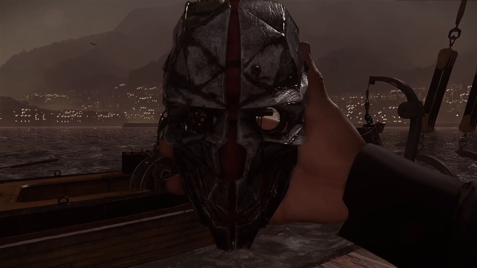 "Corvo Gameplay Trailer Released For ""Dishonored 2"" -"