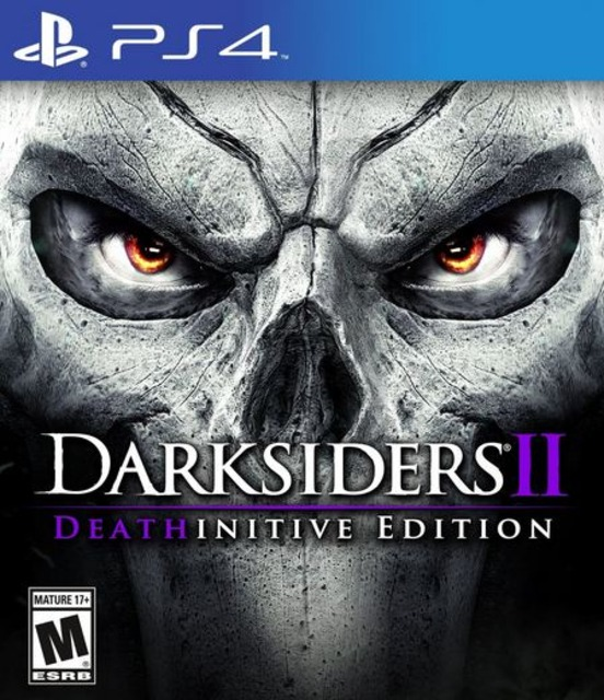 """Darksiders 2 Deathintive Edition"" Confirmed - PlayStation 4 Only at the Moment"