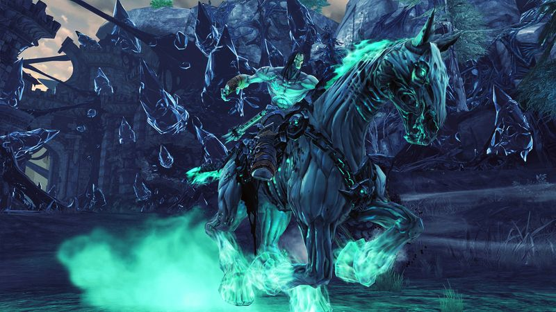 """Darksiders 2"" Officially Coming to PS4 and Xbox One - Includes All the DLC"